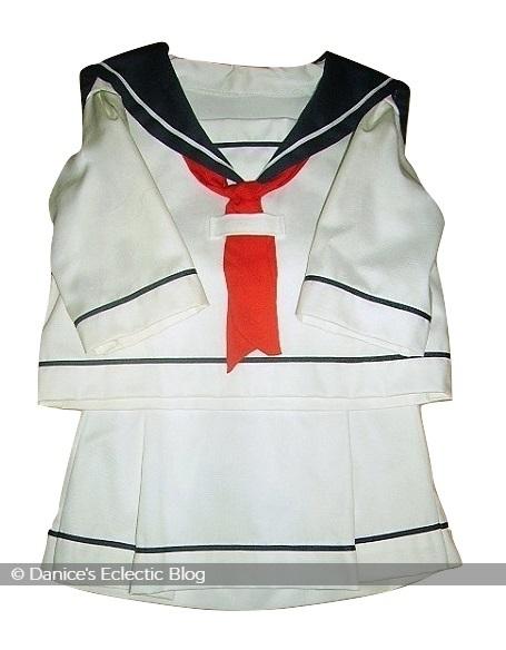 childs sailor suit ©DSG