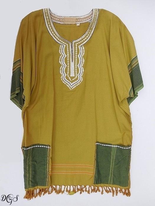 African green dashiki ©DSG 2012