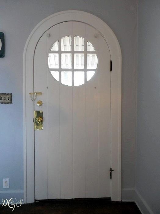 rounded door ©DSG