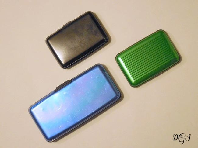 photograph: RFID wallets © DSG