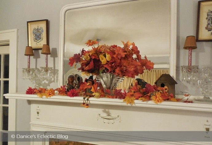 image: autumn mantelscape © DSG