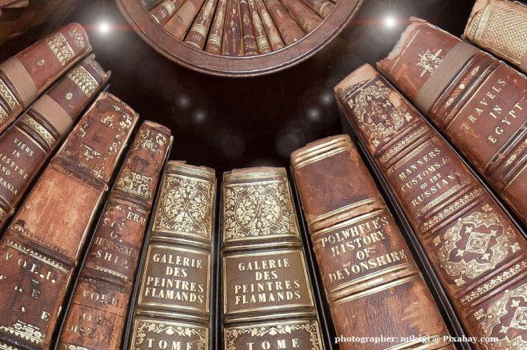 books photographer: mikegi @ Pixabay.com