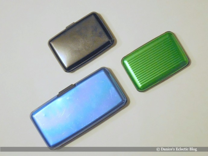 RFID wallets ©DSG