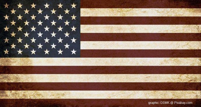 USA flag graphic: D1MK @ Pixabay.com