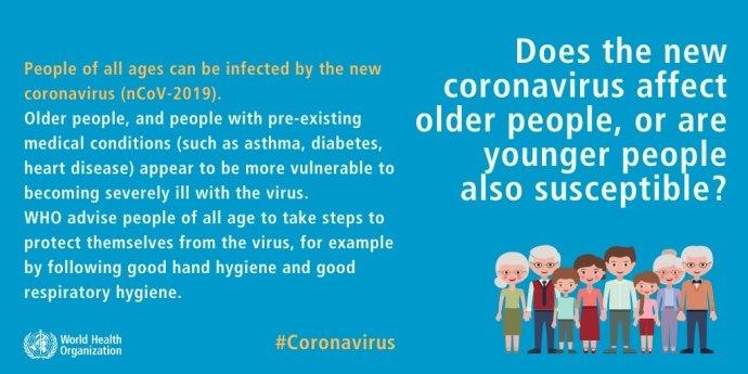 COVID-19 Coronavirus information
