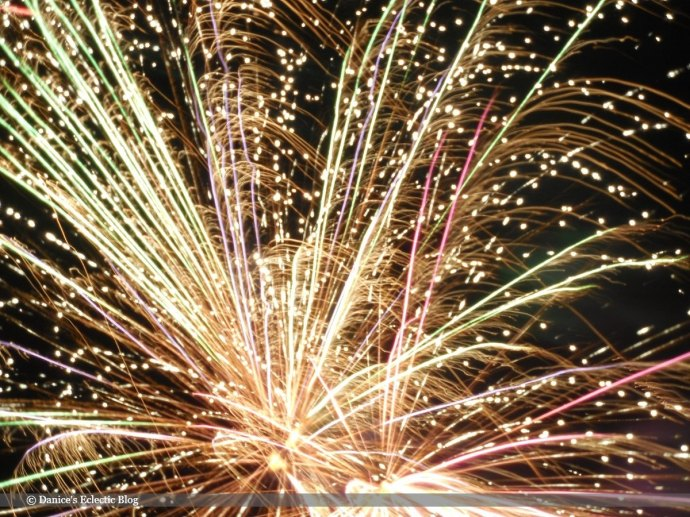 fireworks 4th JULY 2020 | ©DSG 2020
