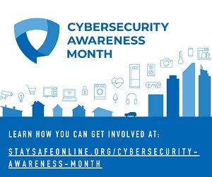 National Cybersecurity Month 2020