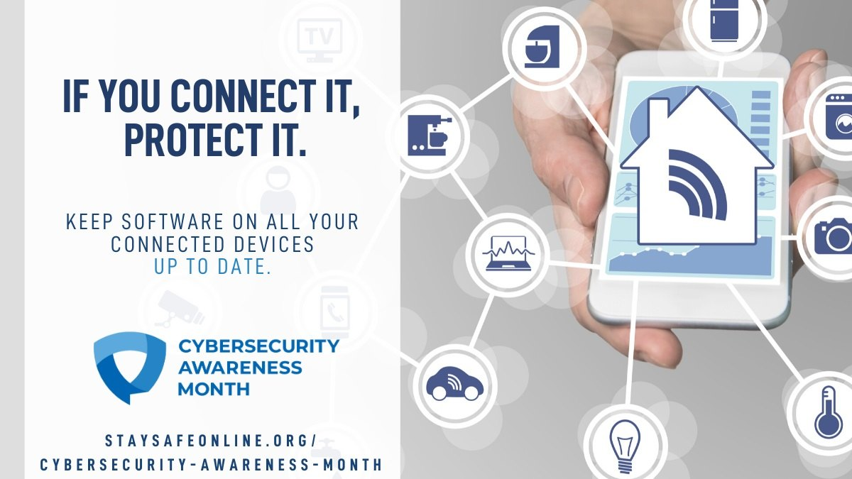 National Cybersecurity Awareness Month 2020